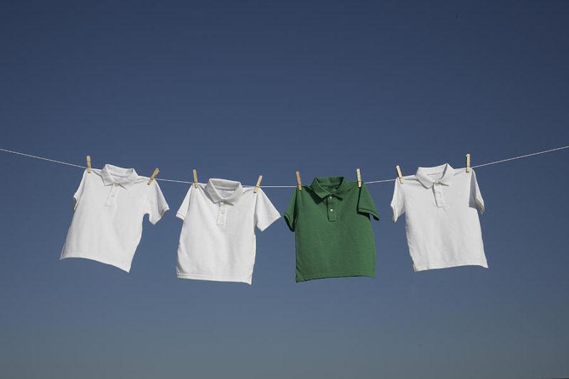 bien sécher votre tshirt