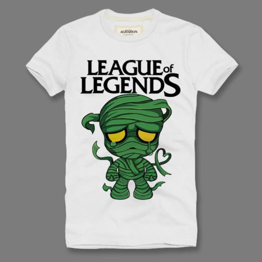 tee shirt league of legends
