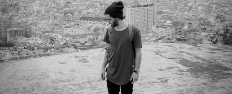 hipster breton