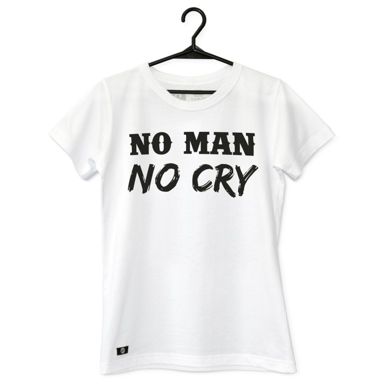 tee shirt no man no cry
