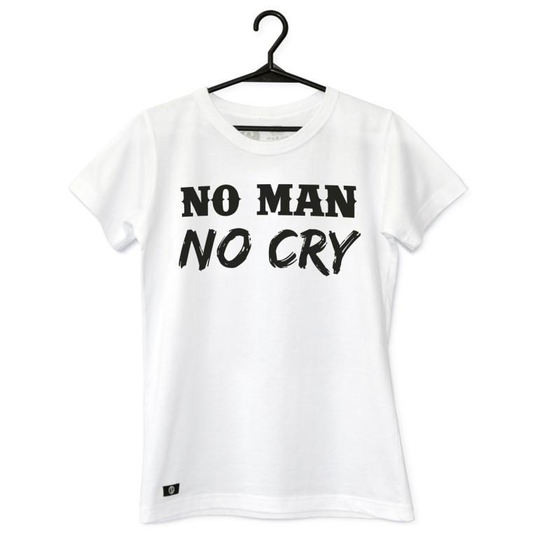tee shirt no man no cry
