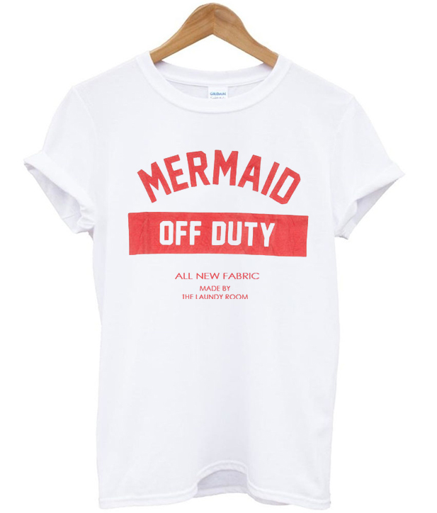 T shirt mermaid of duty