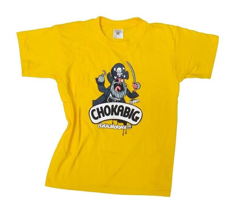 tee shirt chokabig