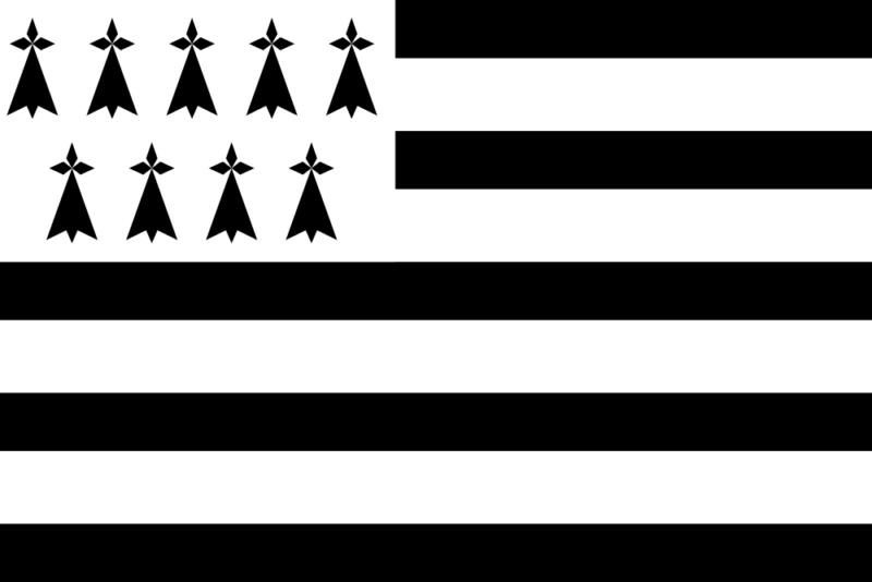 symbole breton gwenn ha du