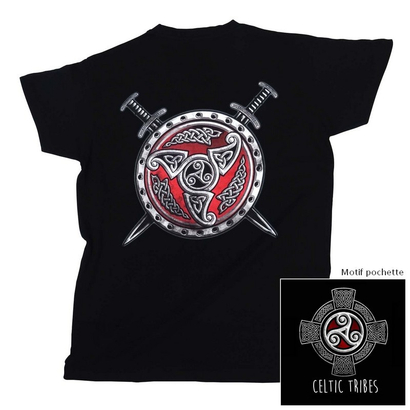 t shirt celtic tribe