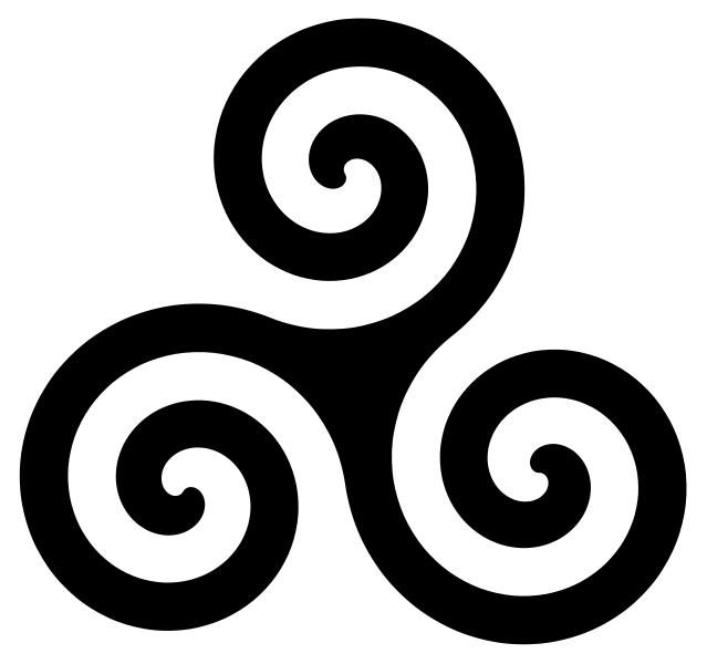 symbole breton triskell