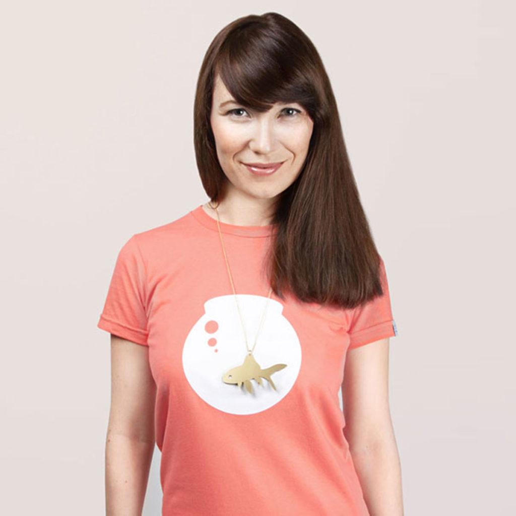 t-shirt pendentifs